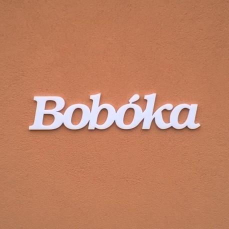 Bobóka név felirat ajtóra vagy a gyermekszoba falára!