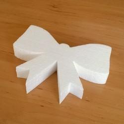 Masni alakú hungarocell anyagból készült karácsonyfadísz.