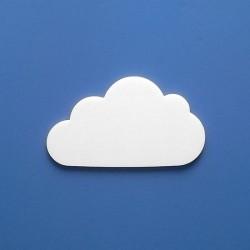 Cini felhőcske többféle választható méretben gyerekszoba dekorációnak!