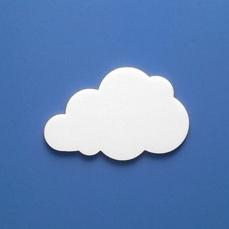 Pici felhőcske többféle választható méretben gyerekszoba dekorációnak!