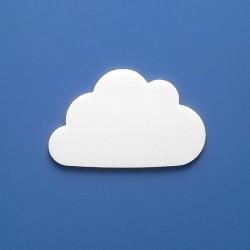 Tini felhőcske többféle választható méretben gyerekszoba dekorációnak!