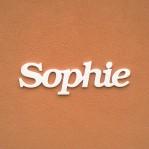 Sophie név felirat ajtóra vagy a gyermekszoba falára!