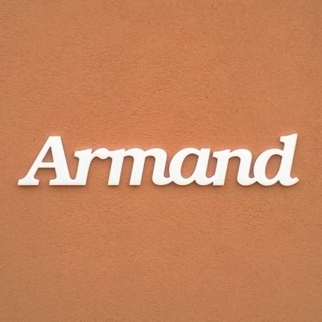 Armand név felirat ajtóra vagy a gyermekszoba falára!
