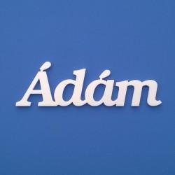 Ádám név felirat ajtóra vagy a gyermekszoba falára!