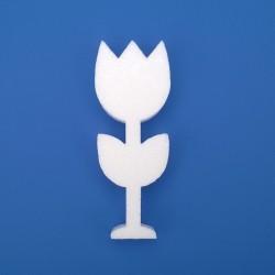 Tulipán alakú hungarocell dekoráció többféle méretben!
