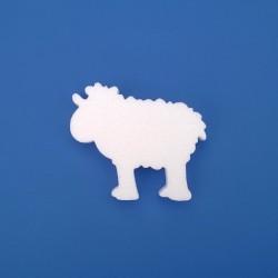 Bárány alakú hungarocell dekoráció többféle méretben!