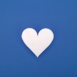 Szív alakú hungarocell dekoráció többféle méretben!