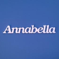 Annabella név felirat ajtóra vagy a gyermekszoba falára!