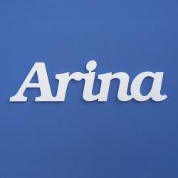 Arina név felirat ajtóra vagy a gyermekszoba falára!