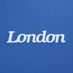 London felirat faldekorációs célra