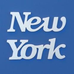New York felirat faldekorációs célra