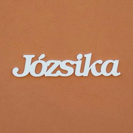 Józsika név felirat ajtóra vagy a gyermekszoba falára!