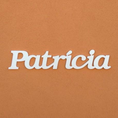 Patrícia név felirat ajtóra vagy a gyermekszoba falára!