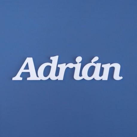 Adrián név felirat ajtóra vagy a gyermekszoba falára!