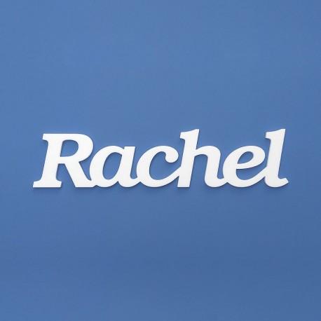 Rachel név felirat ajtóra vagy a gyermekszoba falára!