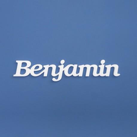 Benjamin név felirat ajtóra vagy a gyermekszoba falára!