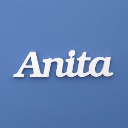 Anita név felirat ajtóra vagy a gyermekszoba falára!