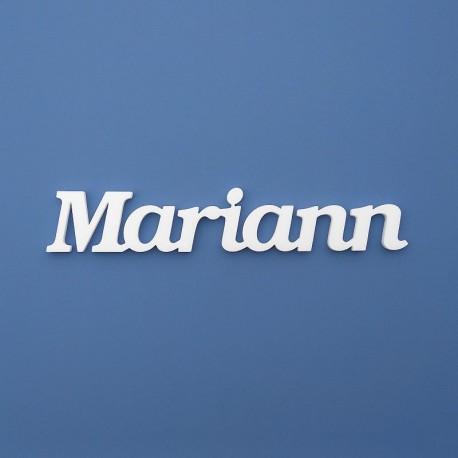 Mariann név felirat ajtóra vagy a gyermekszoba falára!
