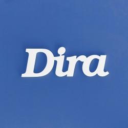 Dira név felirat ajtóra vagy a gyermekszoba falára!