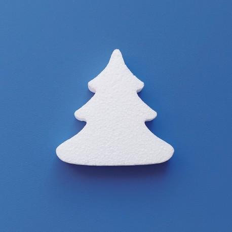 Karácsonyfa alakú hungarocell karácsonyfadísz ajtóra, ablakra!