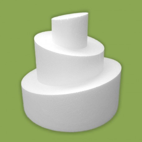 Ferde vágású három emeletes hungarocell demo torta