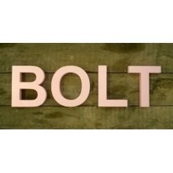 BOLT felirat faldekorációs célra
