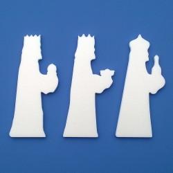 Betlehemi Háromkirályok dísz, dekoráció