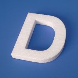 Hungarocell betű, térbetű, felirat, habbetű 2 cm vastag, fehér