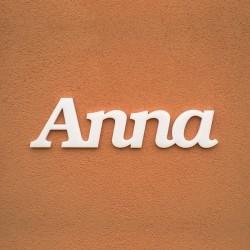 Anna név felirat ajtóra vagy a gyermekszoba falára!